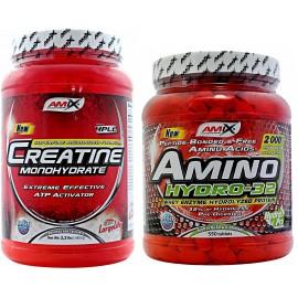 AMINO HYDRO 32 + CREATINE...